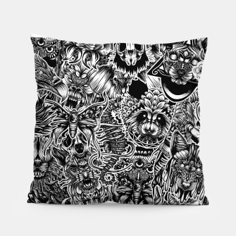 Miniatur Floral animals Pillow, Live Heroes