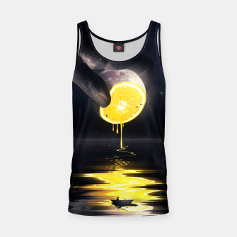 Thumbnail image of Le Moon Tank Top, Live Heroes