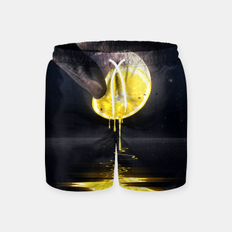 Thumbnail image of Le Moon Swim Shorts, Live Heroes