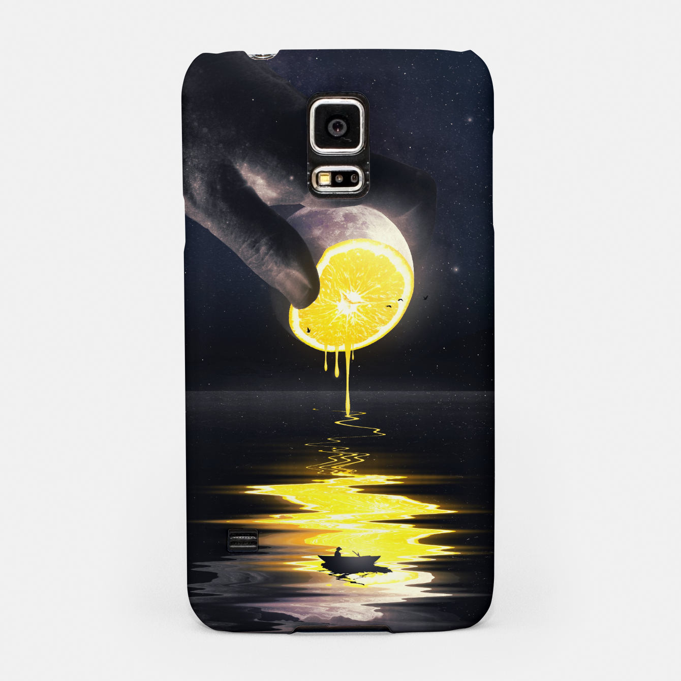 Foto Le Moon Samsung Case - Live Heroes