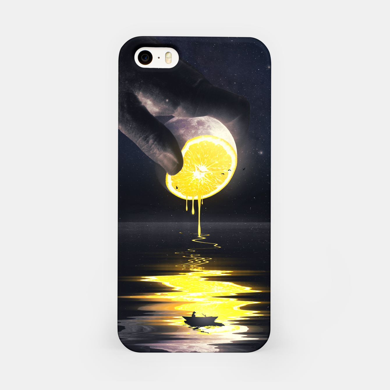 Image of Le Moon iPhone Case - Live Heroes