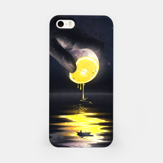 Le Moon iPhone Case Bild der Miniatur