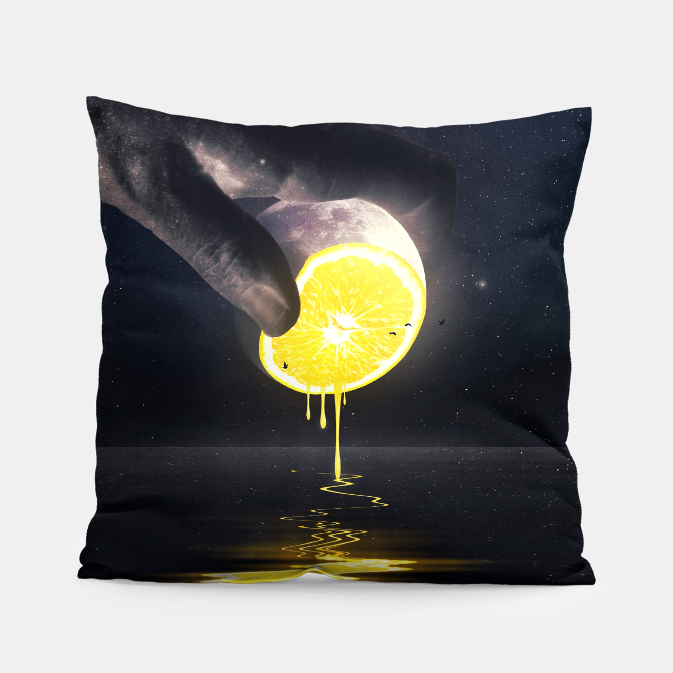 Image of Le Moon Pillow - Live Heroes