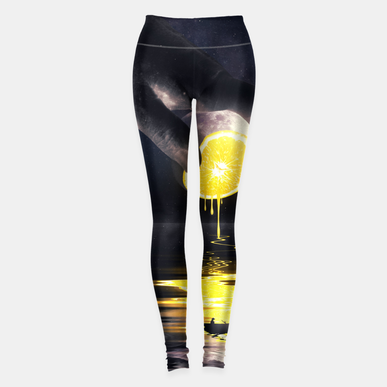 Image of Le Moon Leggings - Live Heroes
