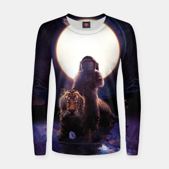 Thumbnail image of Hunter Women sweater, Live Heroes