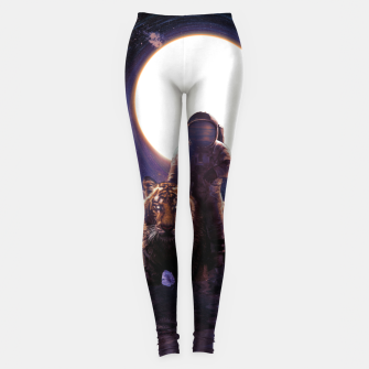 Miniatur Hunter Leggings, Live Heroes