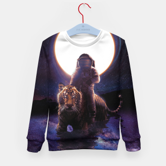 Miniature de image de Hunter Kid's sweater, Live Heroes
