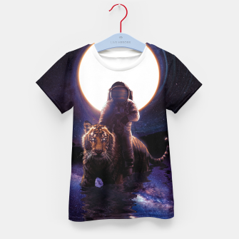 Hunter Kid's t-shirt Bild der Miniatur