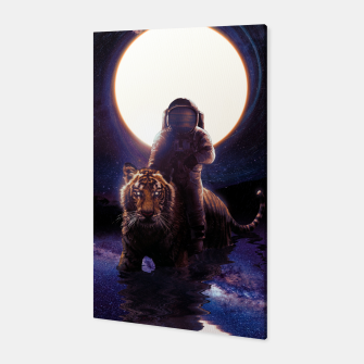 Thumbnail image of Hunter Canvas, Live Heroes