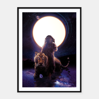 Thumbnail image of Hunter Framed poster, Live Heroes
