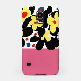 Thumbnail image of Sahara Street Floral Box Samsung Case, Live Heroes