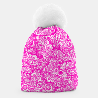 Thumbnail image of Pink Tentacles  Beanie, Live Heroes