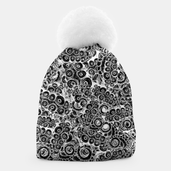 Thumbnail image of Tentacles Beanie, Live Heroes