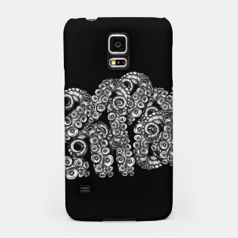 Thumbnail image of Tentacles Black Samsung Case, Live Heroes