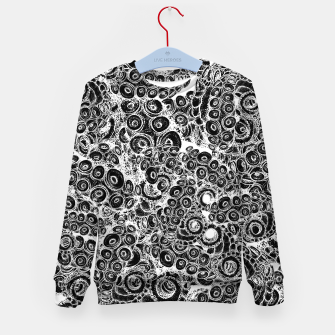 Thumbnail image of Tentacles Kid's sweater, Live Heroes