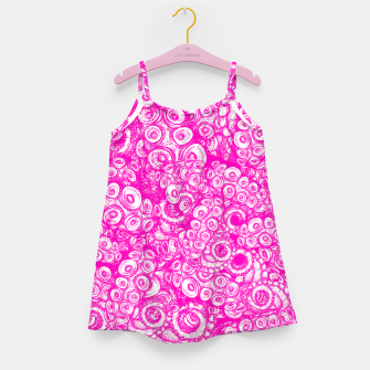 Miniatur Pink Tentacles  Girl's dress, Live Heroes