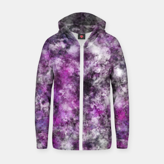 Thumbnail image of Meditator Zip up hoodie, Live Heroes