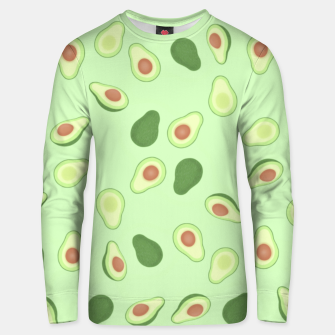 Thumbnail image of Avocados Unisex sweater, Live Heroes