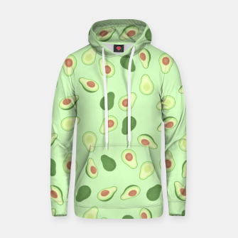 Thumbnail image of Avocados Hoodie, Live Heroes