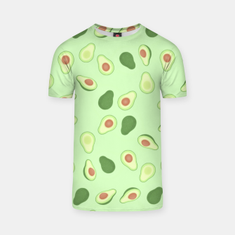Thumbnail image of Avocados T-shirt, Live Heroes