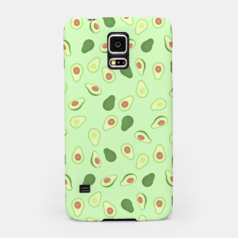 Thumbnail image of Avocados Samsung Case, Live Heroes