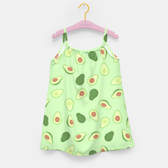 Thumbnail image of Avocados Girl's dress, Live Heroes
