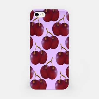 Thumbnail image of Cherries  Carcasa por Iphone, Live Heroes