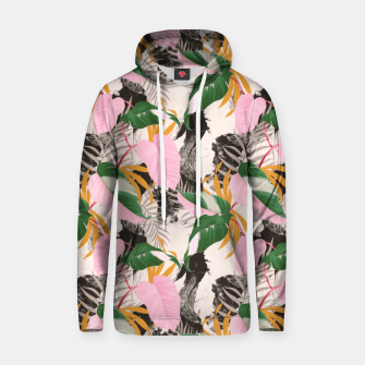 Miniatur Abstract nature Sudadera con capucha, Live Heroes