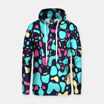 Thumbnail image of Cosmos, abstract colorful space print  Hoodie, Live Heroes