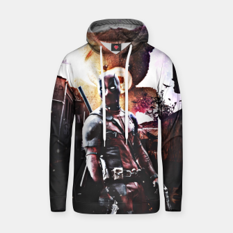 Thumbnail image of Deadpool Hoodie, Live Heroes