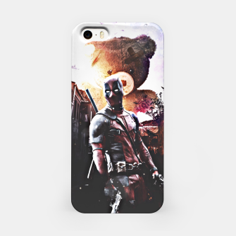 Thumbnail image of Deadpool iPhone Case, Live Heroes