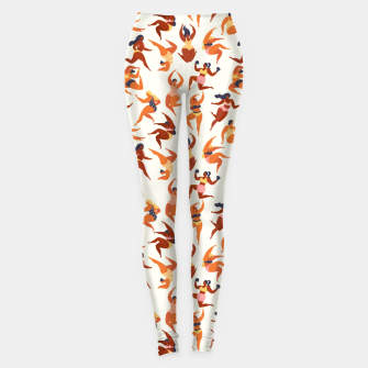 Miniature de image de Body worship 02 Leggings, Live Heroes