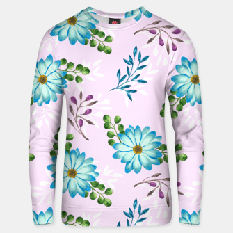 Thumbnail image of Tropical Leaves Jungle Unisex sweater, Live Heroes