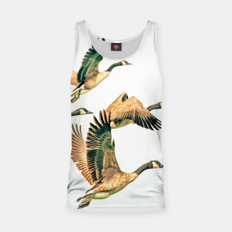 Thumbnail image of Fly Away II Tank Top, Live Heroes