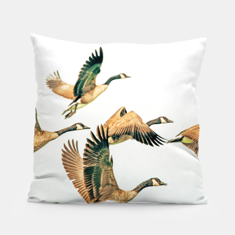 Thumbnail image of Fly Away II Pillow, Live Heroes