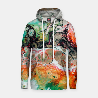 Thumbnail image of Painted Reality Hoodie, Live Heroes