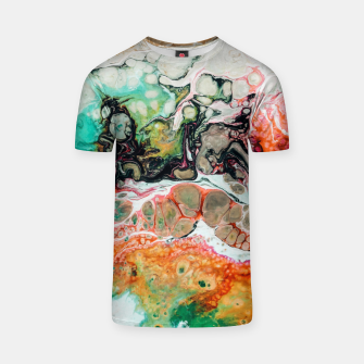 Thumbnail image of Painted Reality T-shirt, Live Heroes