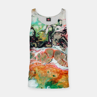 Thumbnail image of Painted Reality Tank Top, Live Heroes