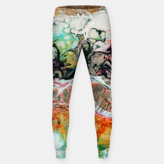 Thumbnail image of Painted Reality Sweatpants, Live Heroes