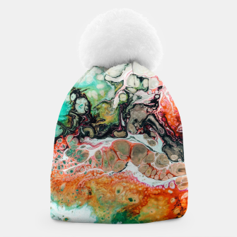Thumbnail image of Painted Reality Beanie, Live Heroes