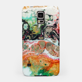 Thumbnail image of Painted Reality Samsung Case, Live Heroes