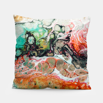 Thumbnail image of Painted Reality Pillow, Live Heroes