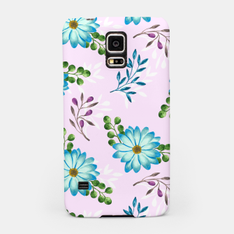 Thumbnail image of Tropical Leaves Jungle Samsung Case, Live Heroes