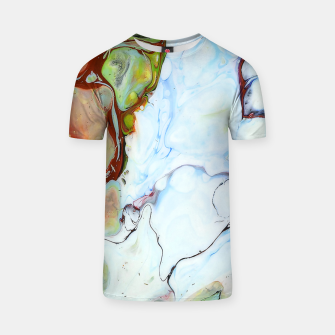 Crushed Abstract T-shirt obraz miniatury