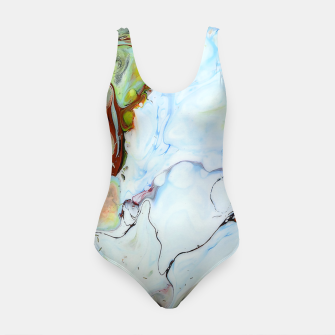 Crushed Abstract Swimsuit obraz miniatury