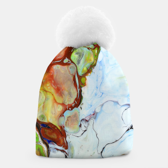 Crushed Abstract Beanie obraz miniatury