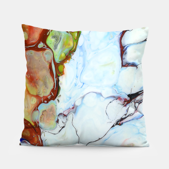 Crushed Abstract Pillow obraz miniatury