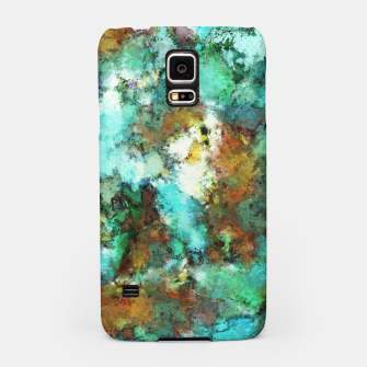 Thumbnail image of Turquoise terrain Samsung Case, Live Heroes