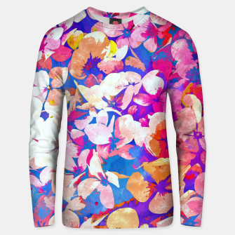 Thumbnail image of Floral Abundance Unisex sweater, Live Heroes
