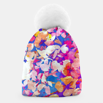 Thumbnail image of Floral Abundance Beanie, Live Heroes